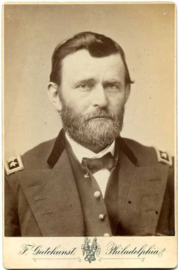 General Grant Cabinet Card
